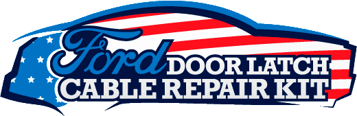 Ford Door Latch Cable Repair Kits